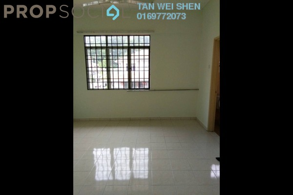 For Rent Terrace at Section 1, Bandar Mahkota Cheras Freehold Unfurnished 4R/3B 1.2k