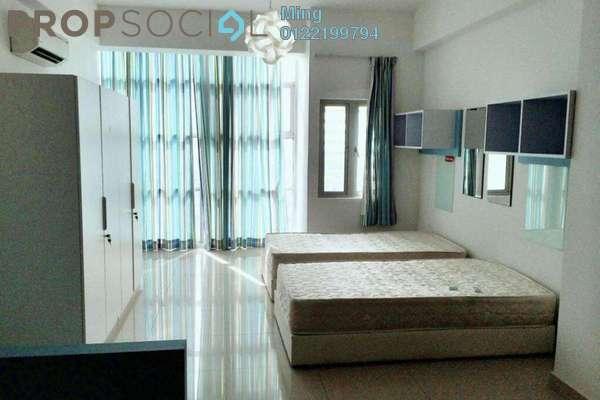 For Rent Condominium at First Subang, Subang Jaya Freehold Fully Furnished 3R/2B 1.6k
