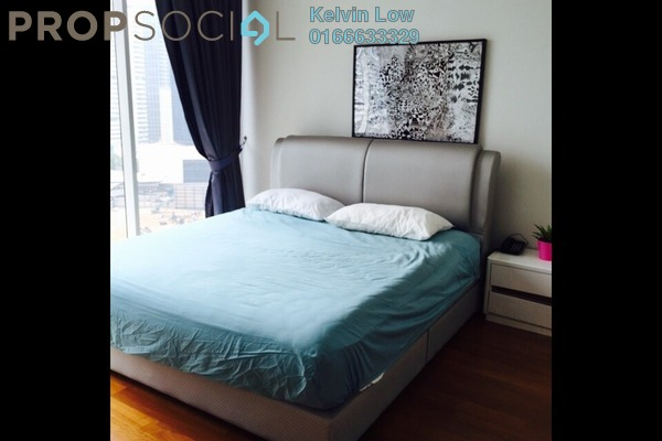 For Rent Condominium at Vipod Suites, KLCC Freehold Fully Furnished 1R/1B 3.45k