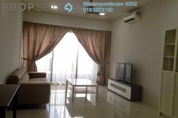 For Rent Condominium at Setapak Green, Setapak Freehold Fully Furnished 3R/3B 2.3k