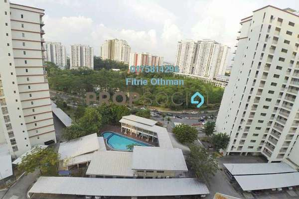 For Sale Condominium at Vista Amani, Bandar Sri Permaisuri Leasehold Fully Furnished 4R/2B 420k