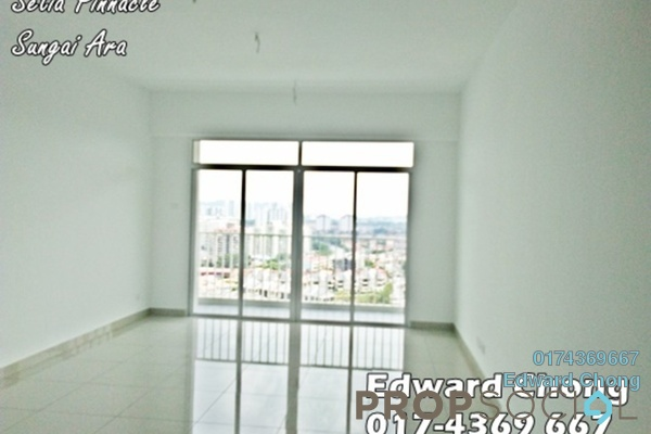 For Sale Condominium at Setia Pinnacle, Sungai Ara Freehold Semi Furnished 3R/2B 630k