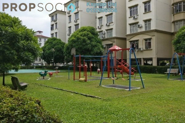 For Sale Apartment at Goodyear Court 7, UEP Subang Jaya Freehold Unfurnished 3R/2B 430k