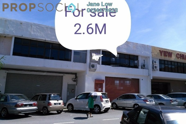 For Sale Factory at Diamond Valley, Batu Maung Freehold Unfurnished 0R/2B 2.6m