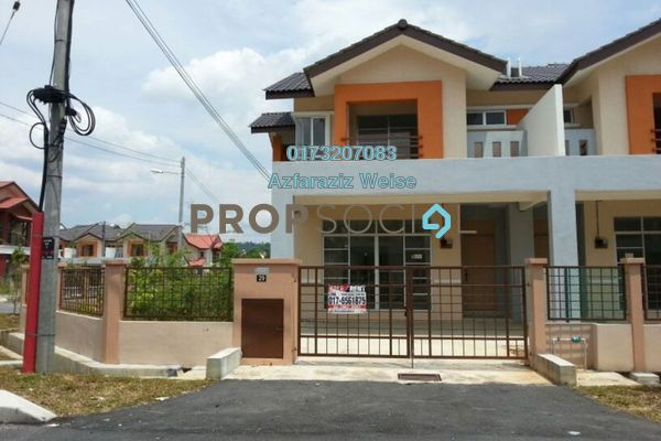 For Sale Terrace at Seri Pristana, Sungai Buloh Freehold Unfurnished 4R/3B 680k