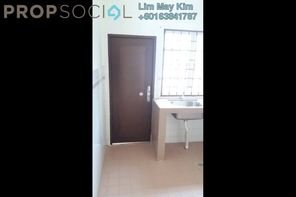For Sale Terrace at Taman Sentosa, Klang Freehold Fully Furnished 3R/2B 400k