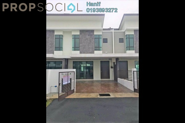 For Sale Terrace at Saujana KLIA, Sepang Freehold Unfurnished 4R/4B 549k