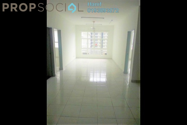 For Rent Condominium at M3 Residency, Gombak Freehold Semi Furnished 4R/3B 1.75k