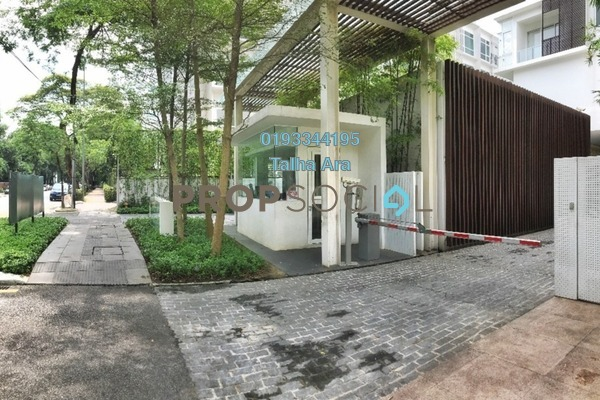 For Sale Condominium at Nobleton Crest, Ampang Hilir Freehold Semi Furnished 5R/4B 3.3m