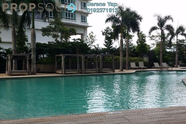 For Rent Condominium at Setia Sky Residences, KLCC Freehold Fully Furnished 2R/3B 5k