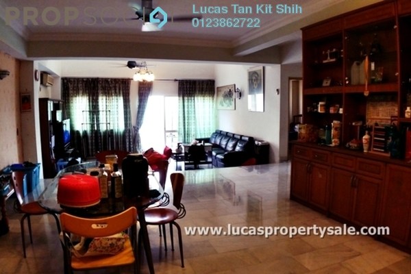 For Sale Condominium at Prima Duta, Dutamas Freehold Semi Furnished 4R/3B 830k