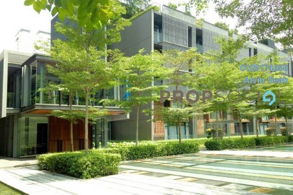 For Sale Condominium at The Capers, Sentul Freehold Semi Furnished 4R/5B 1.38m