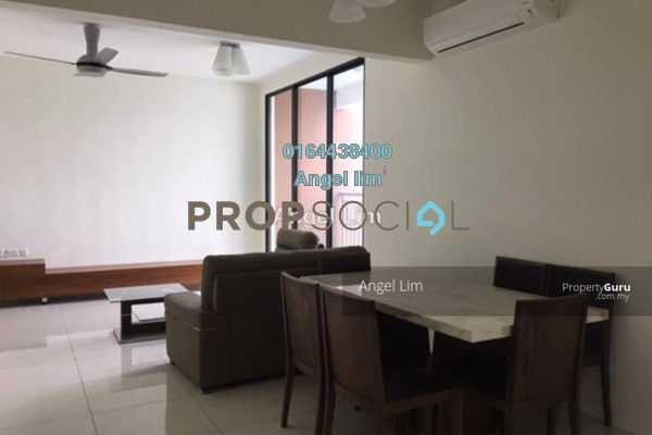 For Rent Serviced Residence at Putra One, Bukit Rahman Putra Freehold Fully Furnished 3R/2B 2k
