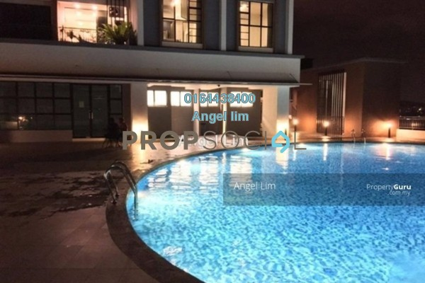 For Sale Serviced Residence at Putra One, Bukit Rahman Putra Freehold Semi Furnished 3R/2B 568k