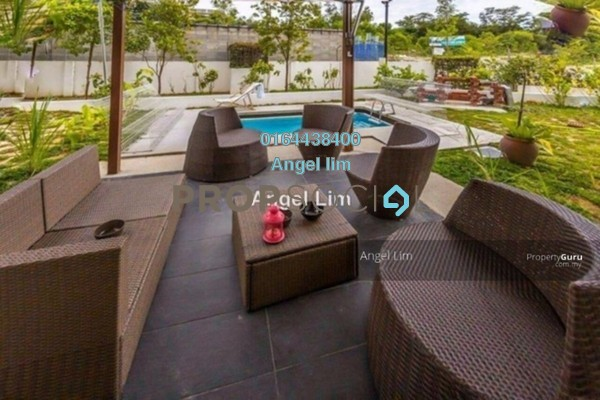 For Rent Semi-Detached at Taman Melawati, Melawati Freehold Fully Furnished 5R/6B 8k