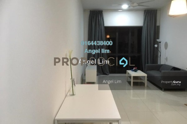For Rent Serviced Residence at Icon Residenz, Petaling Jaya Freehold Fully Furnished 2R/1B 2.4k