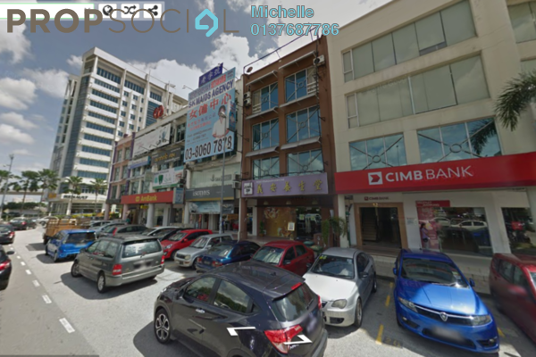 For Sale Shop at Puteri 8, Bandar Puteri Puchong Freehold Semi Furnished 3R/3B 1.83m