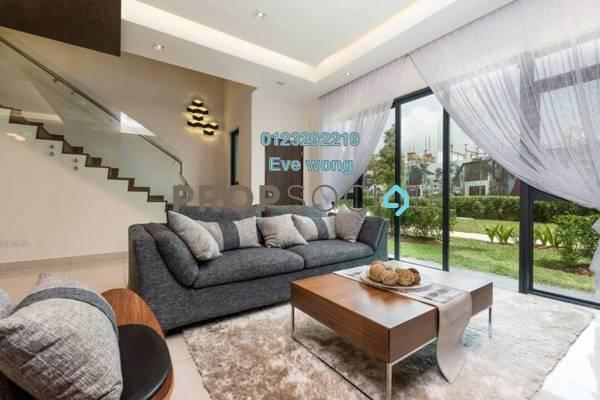 For Sale Terrace at Bandar Sunway Semenyih, Semenyih Freehold Semi Furnished 4R/3B 603k