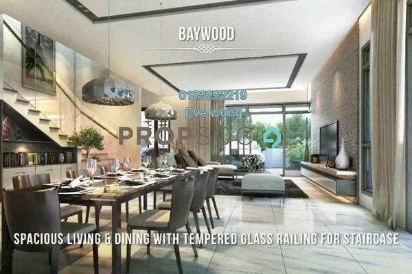For Sale Terrace at Bandar Sunway Semenyih, Semenyih Freehold Semi Furnished 4R/3B 690k