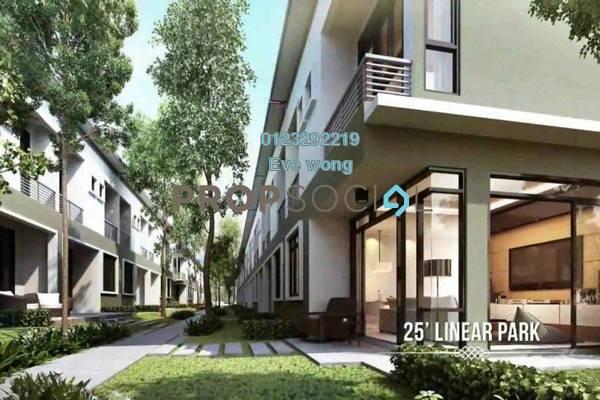 For Sale Terrace at Bandar Sunway Semenyih, Semenyih Freehold Semi Furnished 4R/4B 708k