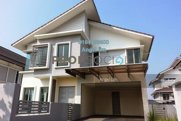 For Rent Bungalow at Subang Bestari, Subang Freehold Semi Furnished 6R/6B 4.5k