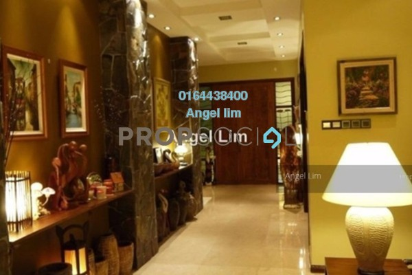 For Sale Bungalow at Sungai Buloh Country Resort, Sungai Buloh Freehold Fully Furnished 5R/7B 3.2m