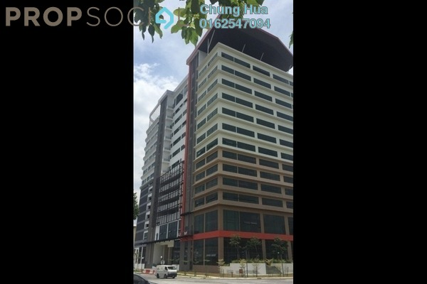 For Rent Office at The TRAX @ Chan Sow Lin, Sungai Besi Freehold Unfurnished 0R/0B 4.28k