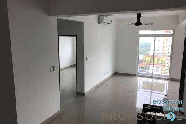 For Rent Serviced Residence at V-Residensi 2, Shah Alam Freehold Semi Furnished 3R/3B 1.7k
