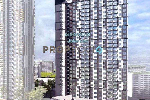 For Sale Apartment at Taman Setapak, Setapak Leasehold Unfurnished 3R/2B 300k