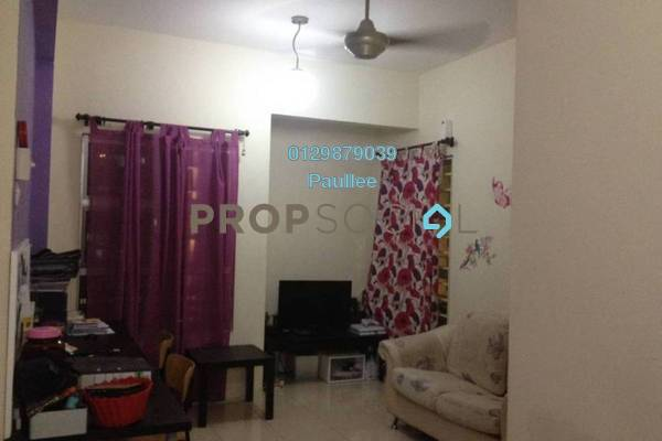 For Sale Condominium at The Heron Residency, Puchong Freehold Fully Furnished 1R/1B 250k
