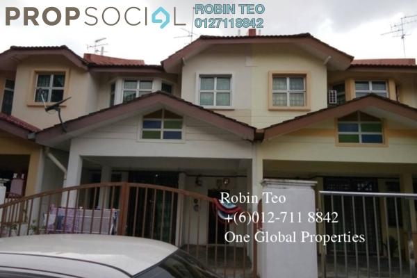 For Sale Terrace at Taman Nusa Bestari 1, Iskandar Puteri (Nusajaya) Freehold Semi Furnished 3R/2B 510k