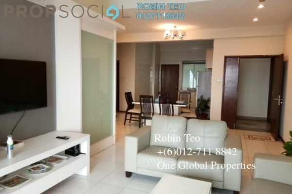For Sale Condominium at Taman Molek, Johor Bahru Freehold Fully Furnished 3R/2B 510k