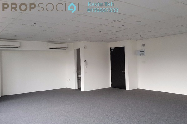 For Rent Office at Arcoris, Mont Kiara Freehold Semi Furnished 0R/0B 3.57k