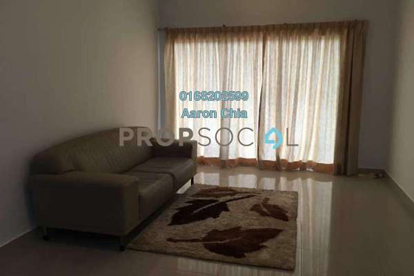 For Rent Condominium at Cova Suite, Kota Damansara Freehold Semi Furnished 3R/2B 2.4k