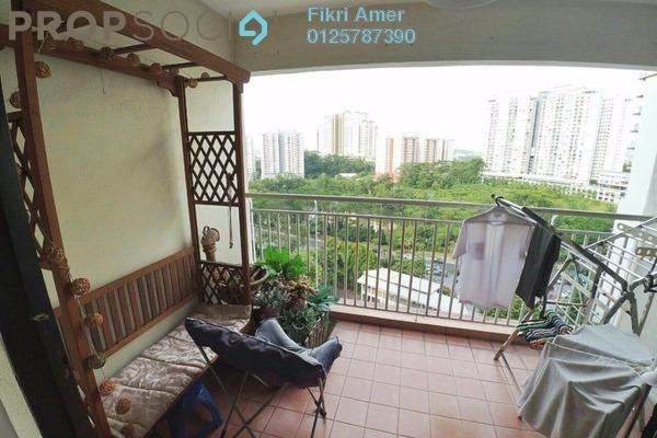 For Sale Condominium at Vista Amani, Bandar Sri Permaisuri Freehold Semi Furnished 4R/2B 405k