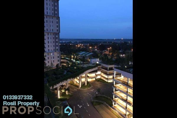 For Sale Condominium at Verdi Eco-dominiums, Cyberjaya Freehold Semi Furnished 1R/1B 461k