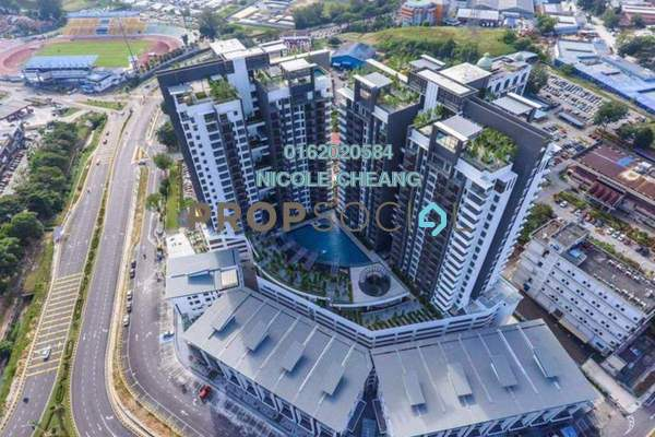 For Sale Condominium at Selayang 18, Selayang Freehold Unfurnished 2R/2B 432k