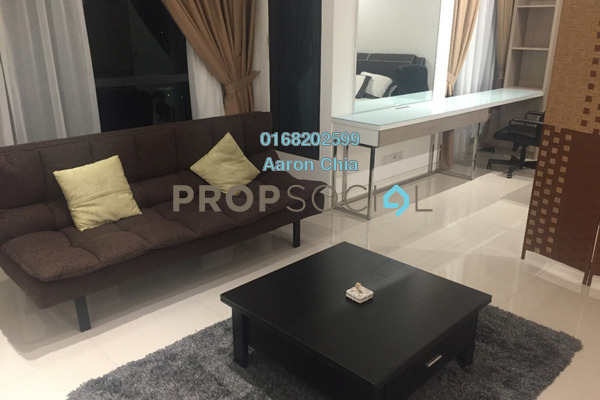 For Rent Serviced Residence at Arnica Serviced Residence @ Tropicana Gardens, Kota Damansara Freehold Fully Furnished 1R/1B 2k