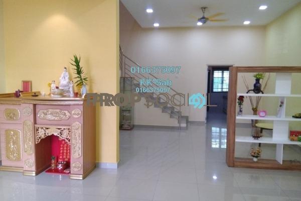 For Rent Terrace at Bukit Sungai Long 2, Bandar Sungai Long Freehold Fully Furnished 4R/3B 1.7k