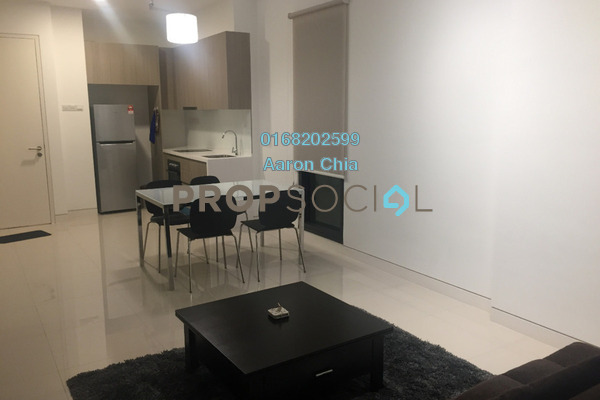 For Rent Serviced Residence at Arnica Serviced Residence @ Tropicana Gardens, Kota Damansara Freehold Fully Furnished 1R/1B 2.05k