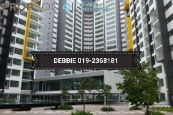 For Sale Condominium at Zeva, Bandar Putra Permai Leasehold Unfurnished 2R/2B 406k