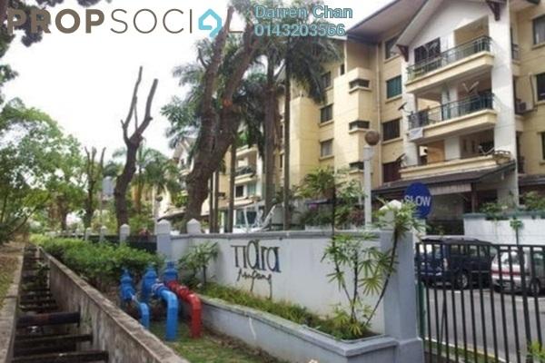 For Rent Condominium at Tiara Ampang, Ampang Freehold Semi Furnished 3R/2B 3.8k