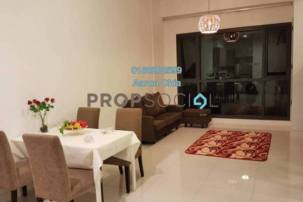 For Rent Serviced Residence at BayBerry Serviced Residence @ Tropicana Gardens, Kota Damansara Freehold Fully Furnished 1R/1B 2.45k
