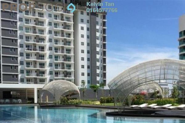 For Rent Condominium at Setia Tri-Angle, Sungai Ara Freehold Unfurnished 1R/1B 1.2k