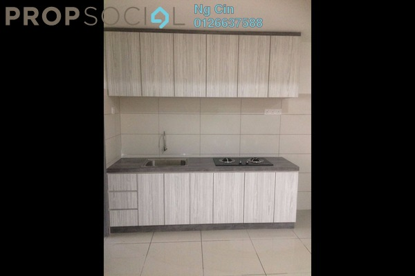 For Rent Serviced Residence at You One, UEP Subang Jaya Freehold Semi Furnished 1R/1B 1.6k