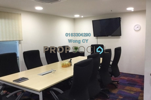 For Rent Office at One Mont Kiara, Mont Kiara Freehold Fully Furnished 1R/1B 1.8k