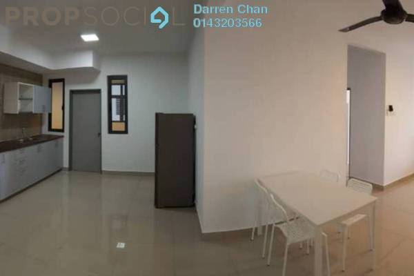 For Rent Condominium at KL Palace Court, Kuchai Lama Freehold Fully Furnished 3R/2B 2.5k