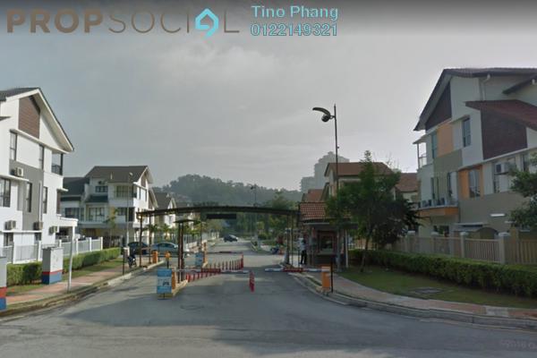 For Sale Terrace at Sutera Damansara, Damansara Damai Freehold Semi Furnished 5R/3B 950k