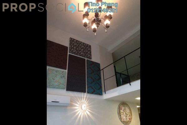 For Rent Duplex at Empire Damansara, Damansara Perdana Freehold Fully Furnished 1R/2B 1.75k
