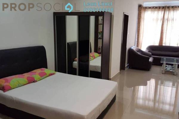 For Sale Condominium at Shaftsbury Square, Cyberjaya Freehold Fully Furnished 0R/1B 320k